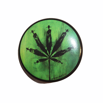"""""""The Pot People"""" Pin (1.5"""")"""