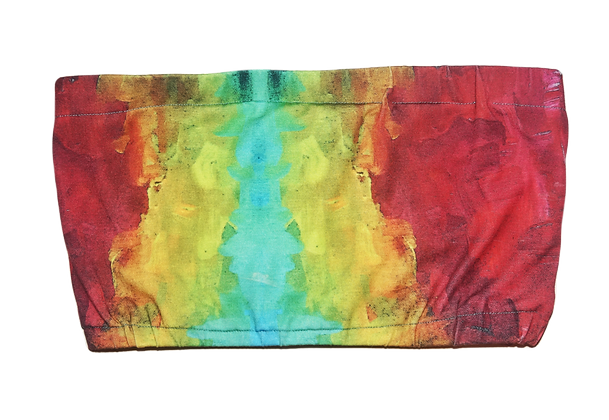 Holy Rainbow Tube Top/Bandeau