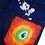Thumbnail: Artist Painted Smock (Love Spectrum)