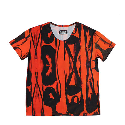 XL - The Cool People (Tangerine) I T-Shirt