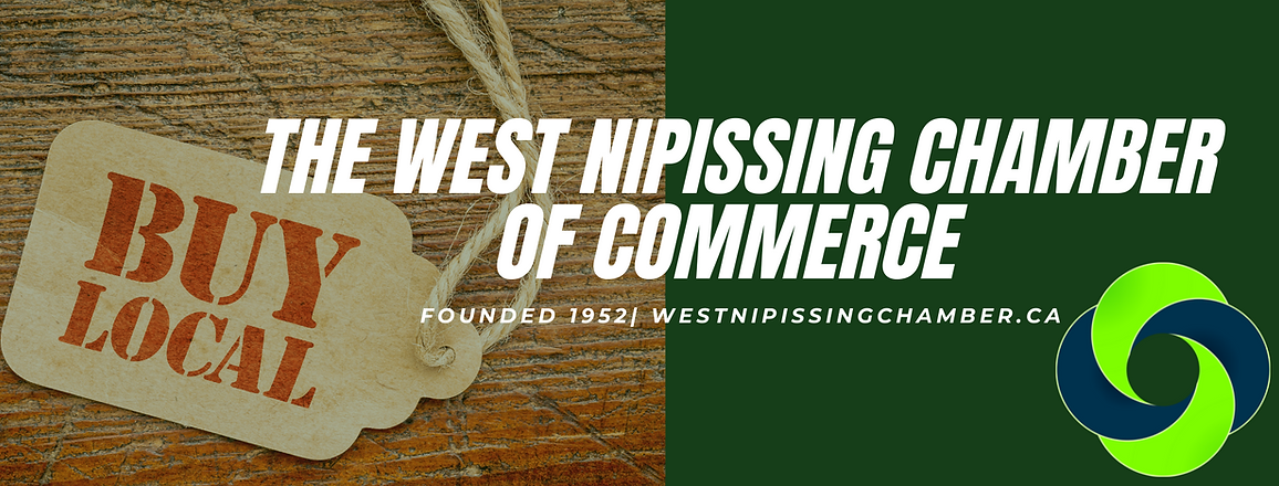 The west nipissing chamber of commerce (