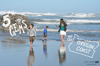 5 Gems of the Oregon Coast!