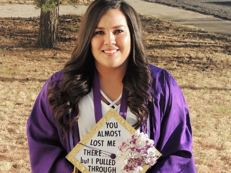 Graduate Spotlight: K. Rodriguez, Western New Mexico University - March 1, 2021