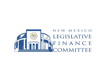 New Mexico Legislative Finance Committee Report - August 2020