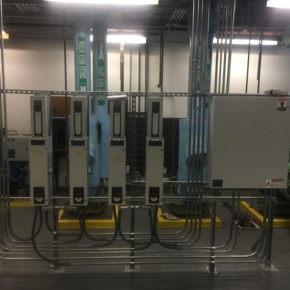 Torrance VFD upgrade