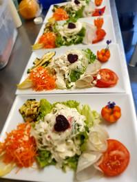 Salade mêlée