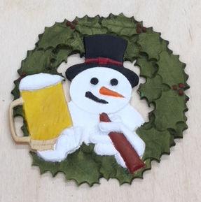 Model Creation - Snowman