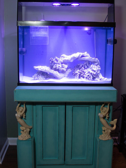 Cabinet - Mermaid Aquarium