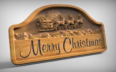 CNC - Merry Christmas