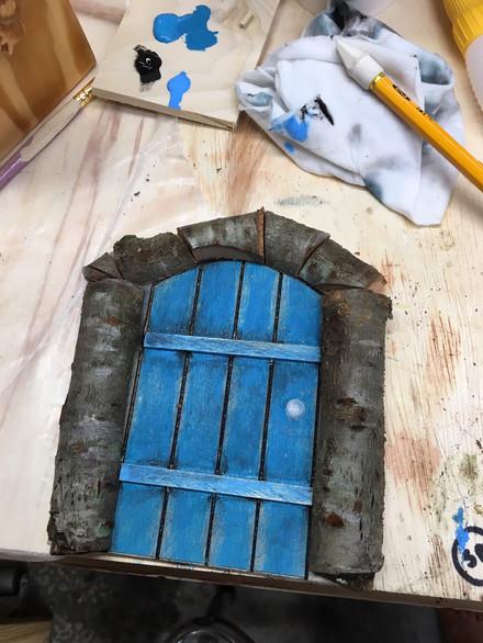 CNC - Fairy Door