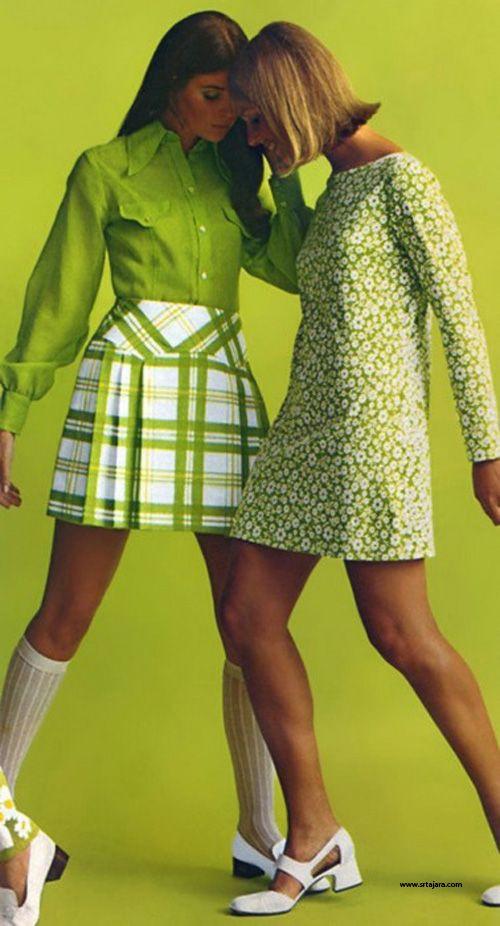 Moda De Los Anos 60 Vestidos Lolitasjpg