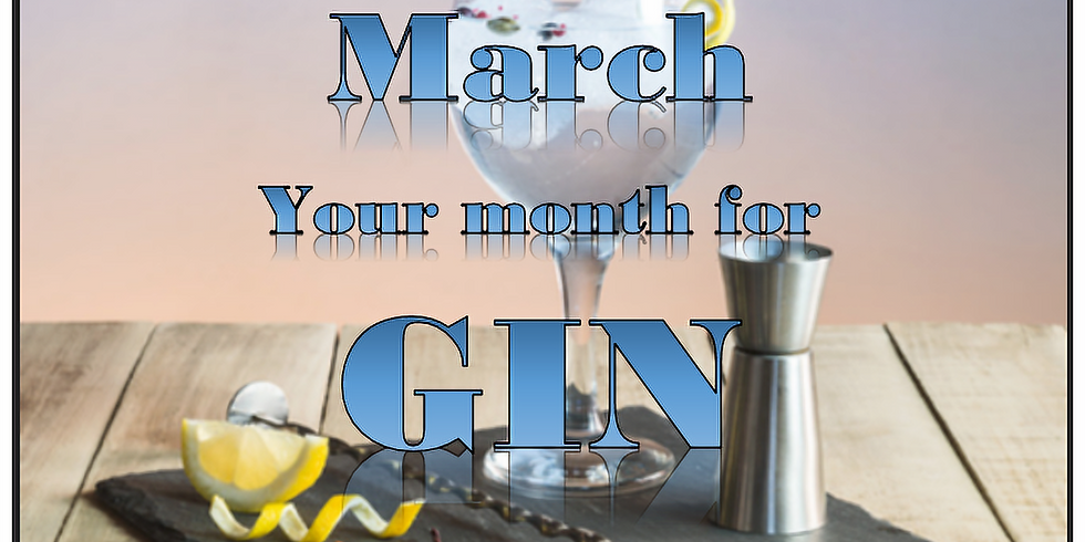 March for Gin