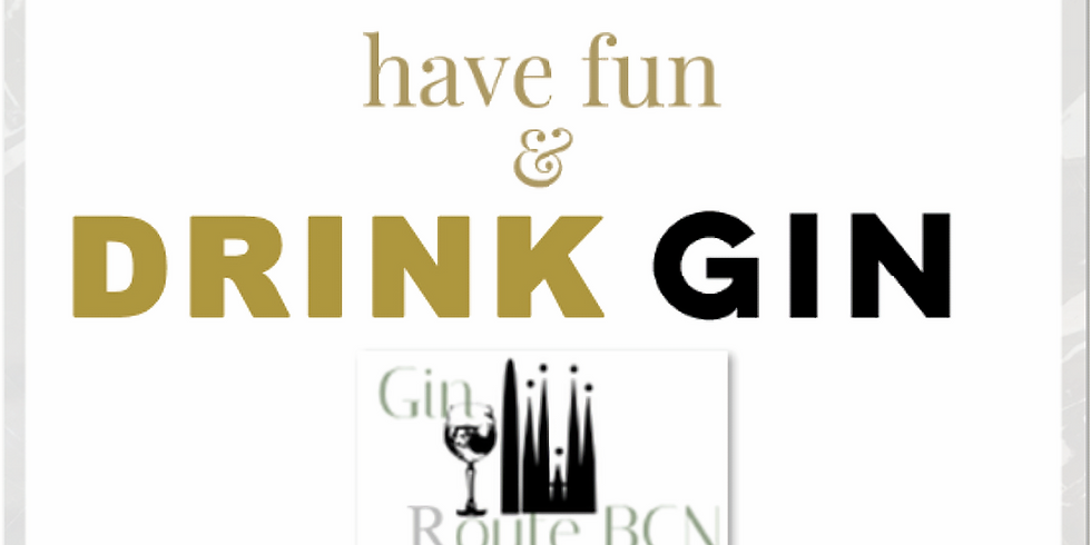 #Have Fun, Drink Gin...in BCN