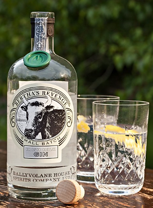 Cucmberland dry gin