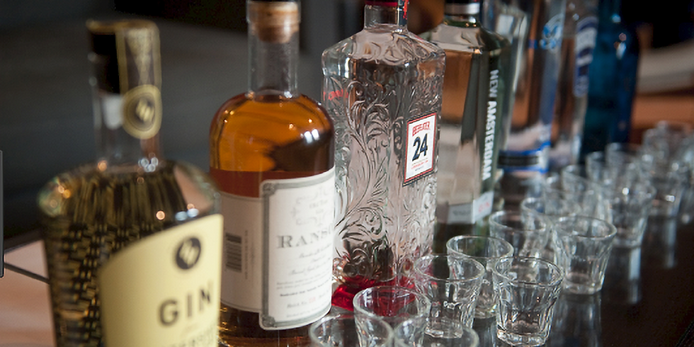 Gin in Novemer!