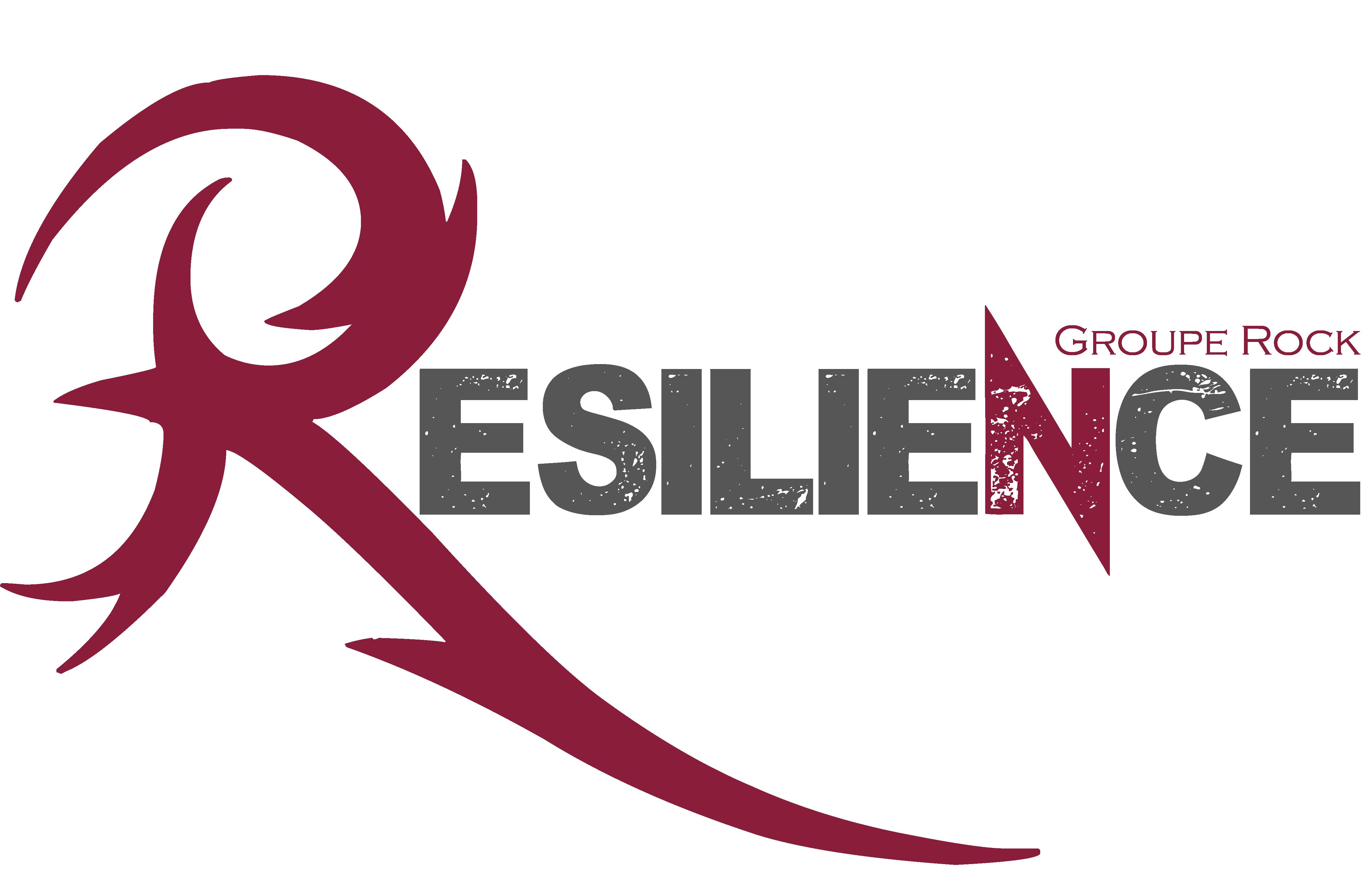 Logo RESILIENCE pour fond blanc