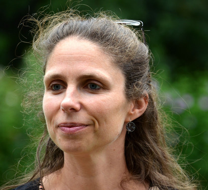 Caroline Legrand, Responsable du projet d'accueil