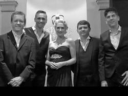 Faye Tozer band