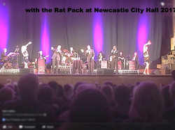 """""""Rat pack is back"""" in Newcastle 2017"""