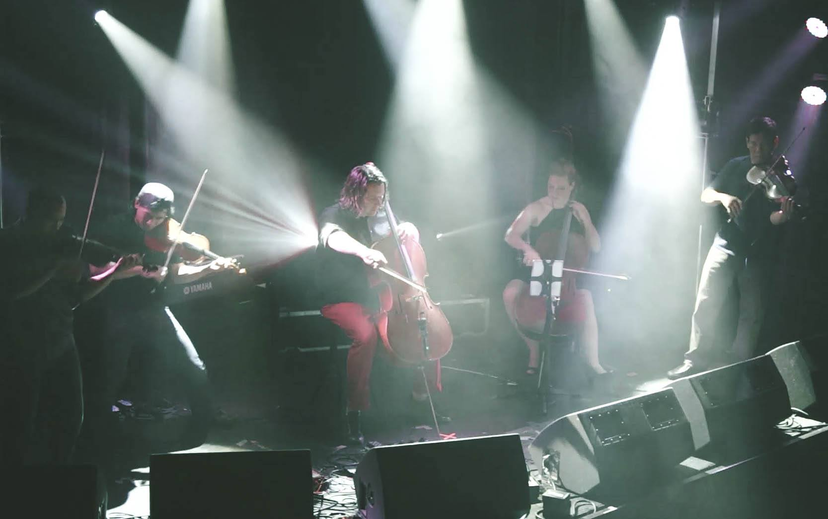Debut Concert, July 2014 @ Nectar