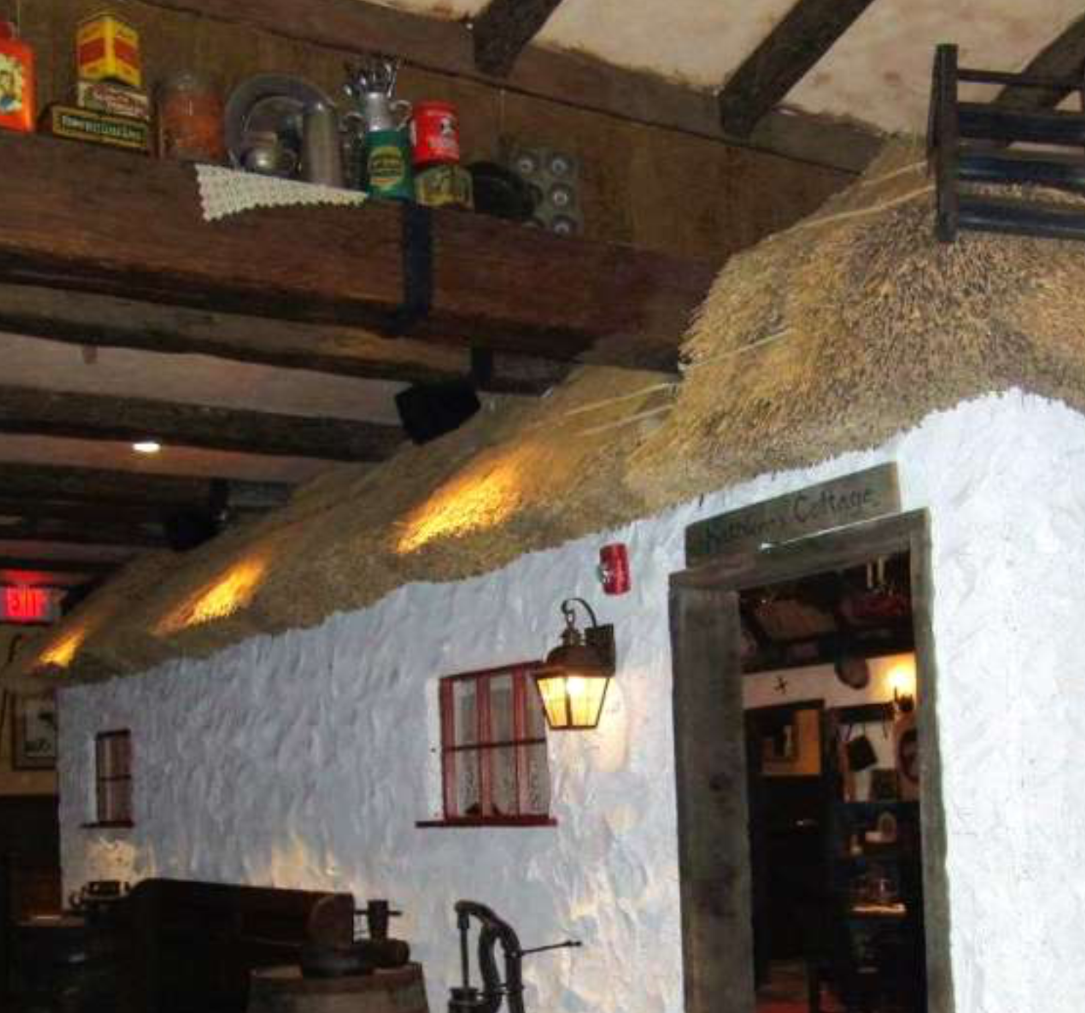 Thatched Irish Pub