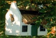 Celtic Wren House