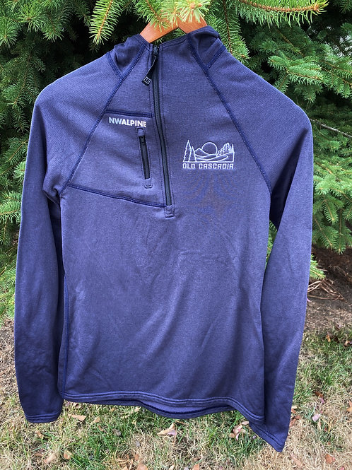 Women's Old Cascadia NW Alpine Spider Hoody