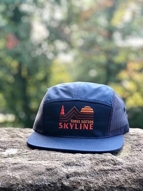 Three Sisters Skyline hat by Roam & Run Co