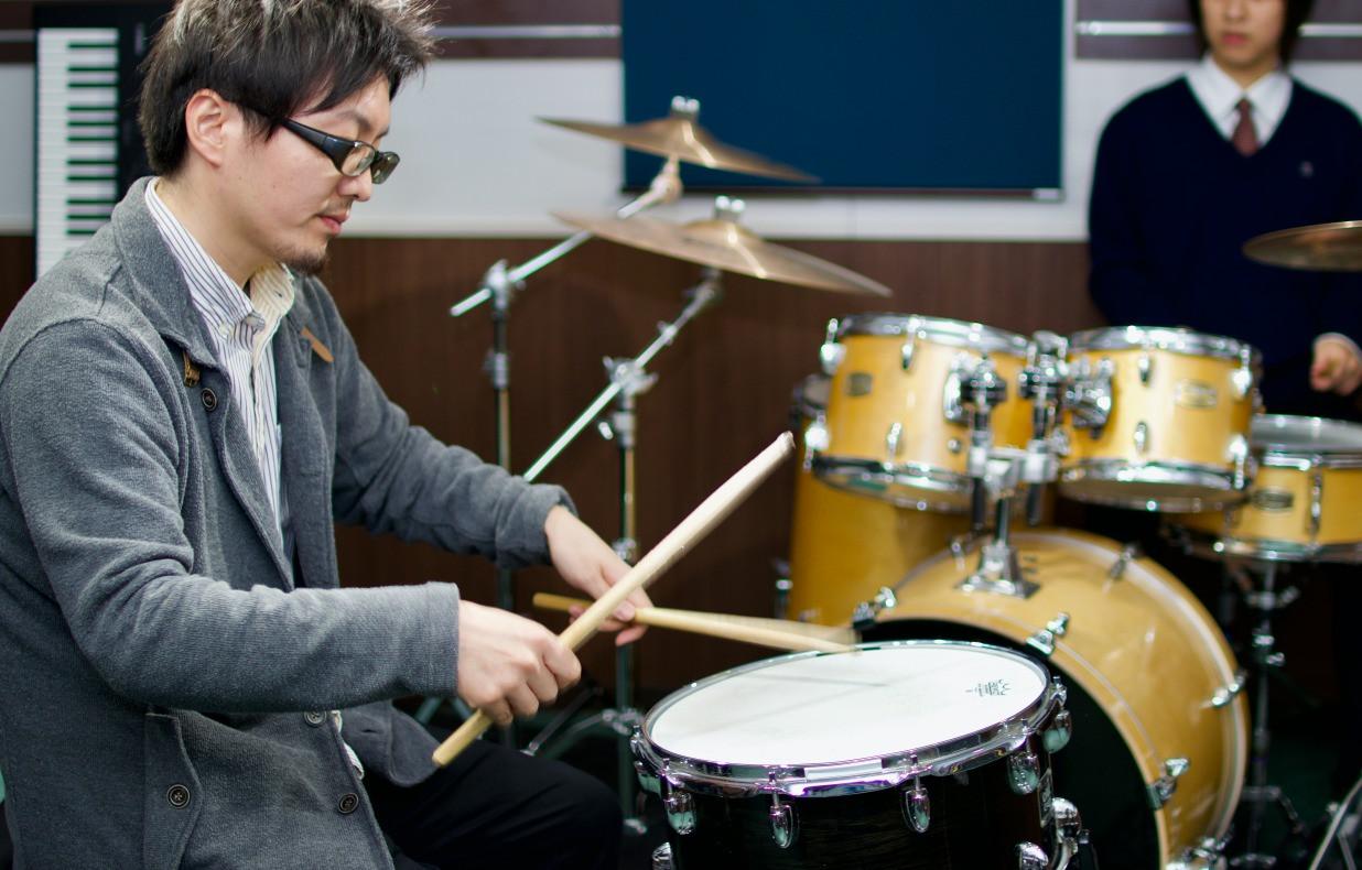 イレブンギターズ 音楽教室 ドラム 滋賀