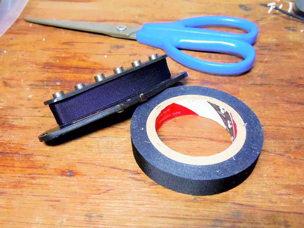 ピックアップ保護テープ