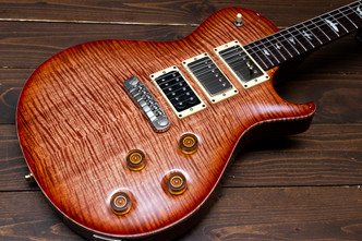 PRS SC 250 Chris Henderson Signature リフィニッシュ