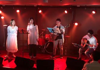 4/22ライブ日記