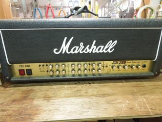 リバーブユニット交換 Marshall JCM2000