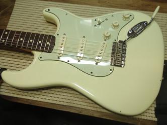配線交換 Fender ST