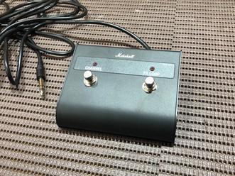 フットスイッチカスタム Marshall PEDL-90012