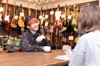 ElevenGuitars 音楽教室 KentØ先生(ドラム講師)に突撃インタビュー!