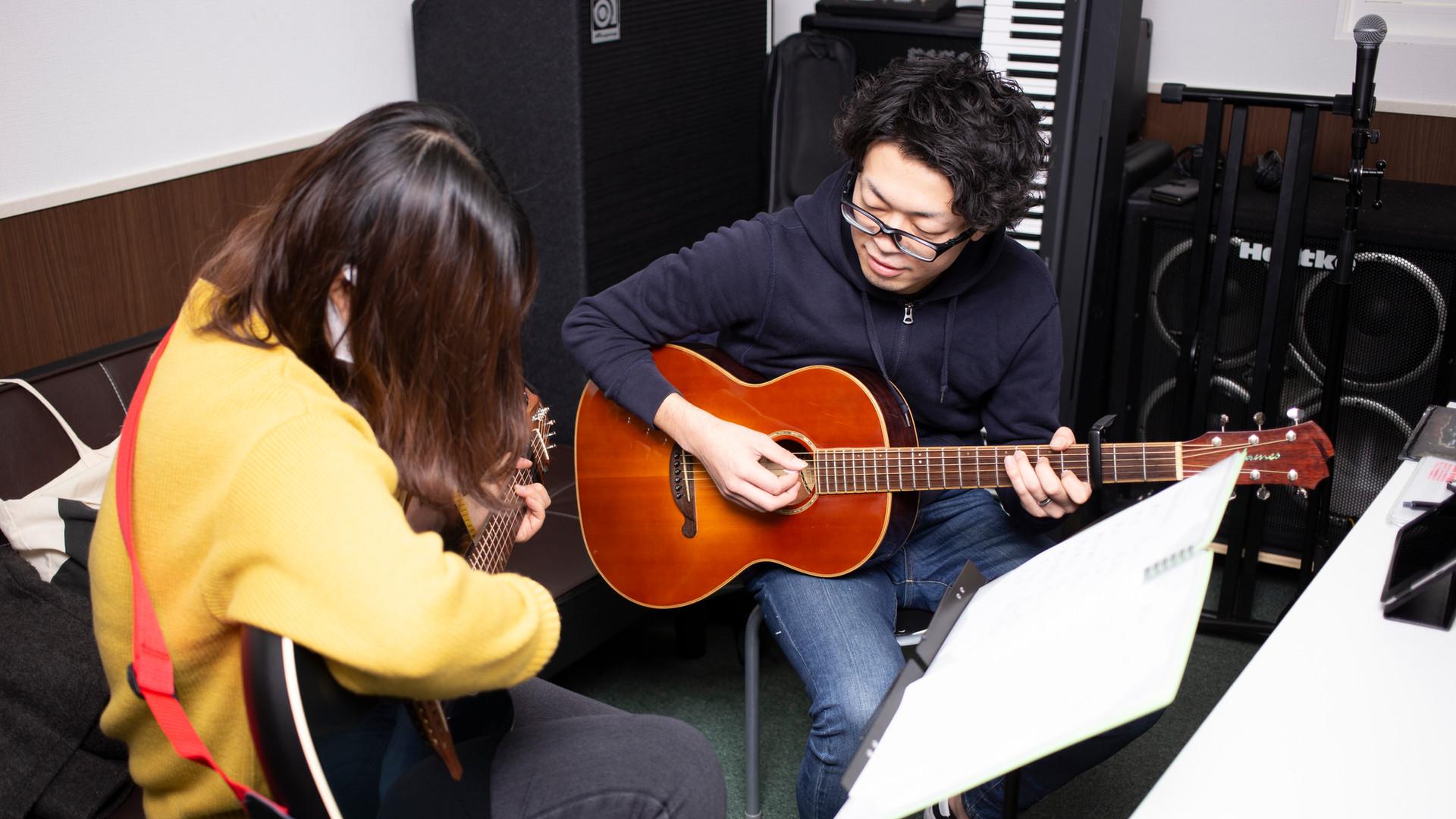 イレブンギターズ 音楽教室 ギター 滋賀