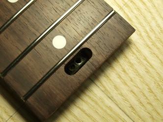 オーダーベース製作5 ネック木工完了