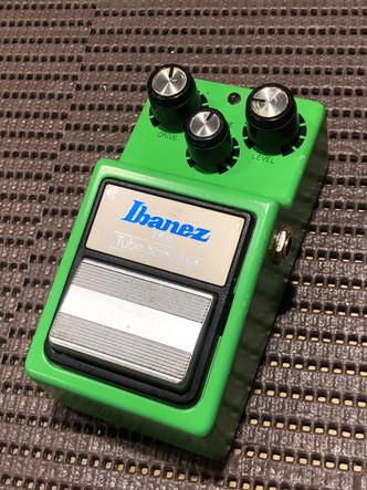 オペアンプ交換 Ibanez TS9