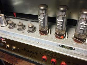 アンプクリーニング Marshall  JCM2000