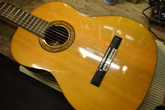 Hi-Fi取り付け クラシックギター