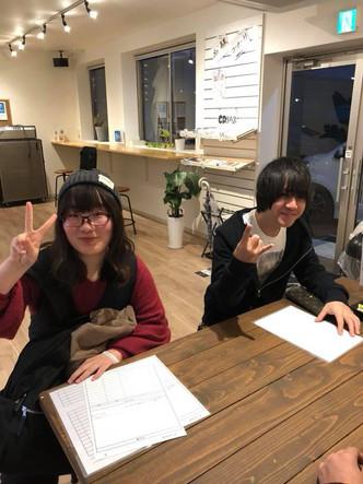 生徒さんと一緒にアコースティックイベントを開催します\(^o^)/