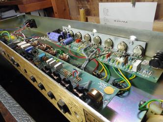 ポット交換 マーシャルJCM900