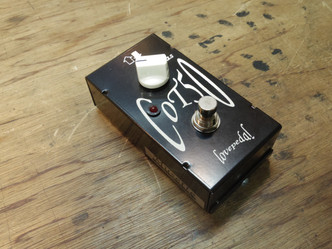 DCジャック取り付け Lovepedal COT50ML