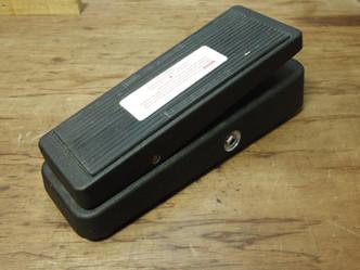 スイッチ交換&トゥルーバイパス Dunlop CryBaby