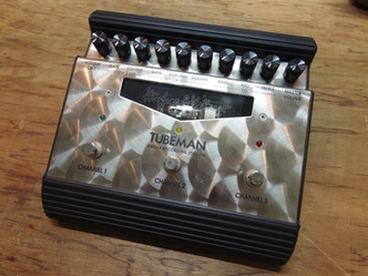 モディファイ Hughes&Kettner TUBEMAN
