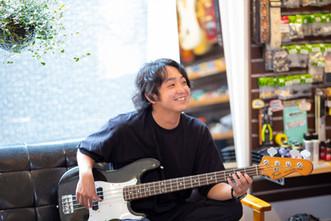 [ 音楽教室 ]  ベース・DTM(作曲) 講師が加入🎸✨