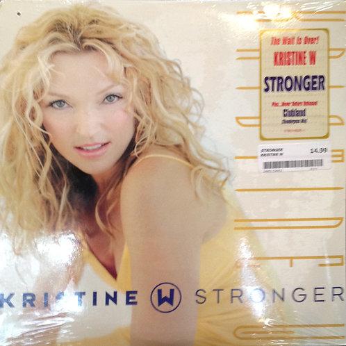Stronger - Vinyl
