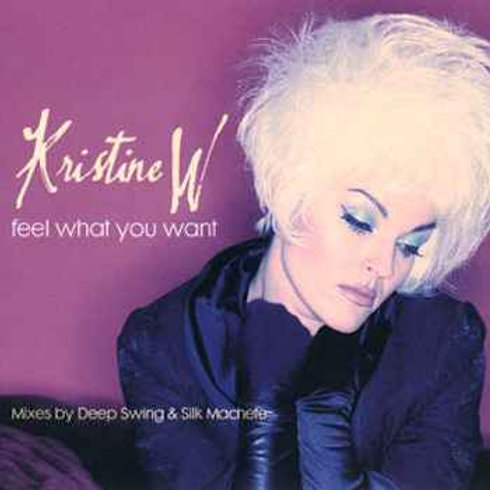 Feel What You Want (2001 Import: Disc 2)