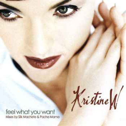 Feel What You Want (2001 Import: Disc 1)